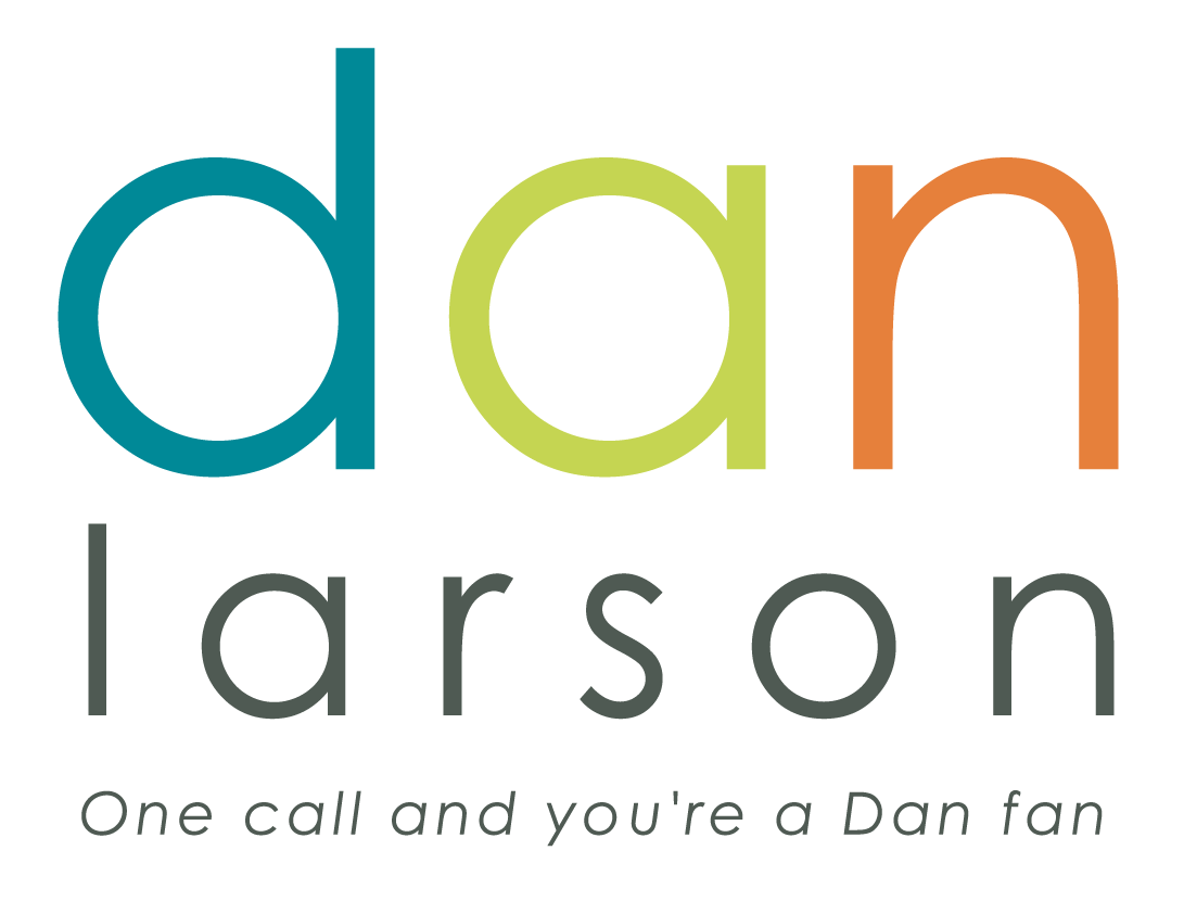 Dan Laron Logo with Tag-01